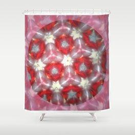 Caleidoscope Shower Curtain