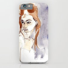 Glamorous Elephant, inspired by Nagi Noda iPhone 6s Slim Case