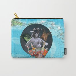 Lady sea Carry-All Pouch