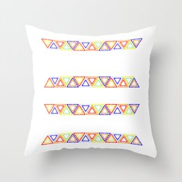 Black History Educators Matters Month Apparel T-shirt Design Respect Equality Equal Consideration Throw Pillow