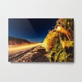 LightTrails Metal Print