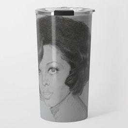 Diana Ross Travel Mug
