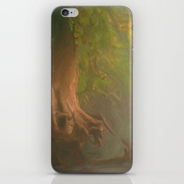 Gnarled and Broken iPhone Skin