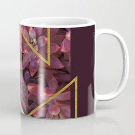 Wine Succulents Coffee Mug