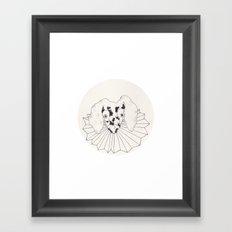 Spot Dog Framed Art Print