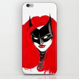 The Batwoman iPhone Skin