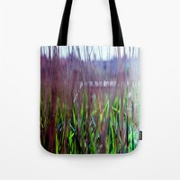 weed Tote Bags featuring weed by jmdphoto