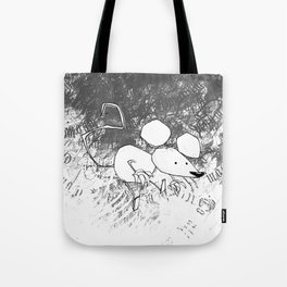 minima - deco mouse Tote Bag