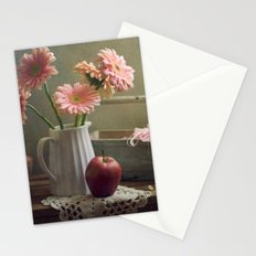 In the spring mood Stationery Cards