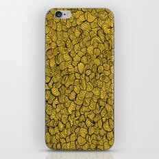 Seamless pattern iPhone & iPod Skin