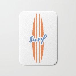 Surf T-Shirt Bath Mat