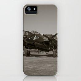 Just Jane iPhone Case
