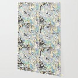 Mermaid Marble Wallpaper