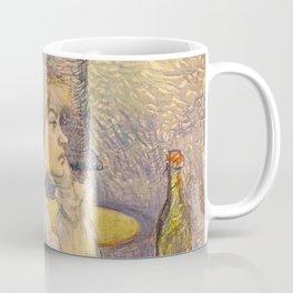 "Henri de Toulouse-Lautrec ""The Hangover (Suzanne Valadon)"" Coffee Mug"