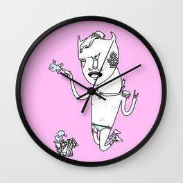 mr Wall Clock