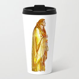 Life of Christ 'Judas Betrayal' figure interpretation Travel Mug
