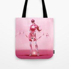 Pink Ranger Tote Bag