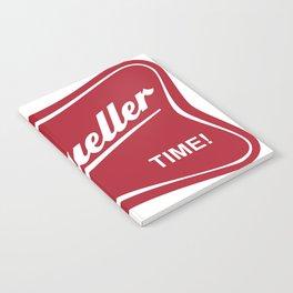 It's Mueller Time! Notebook