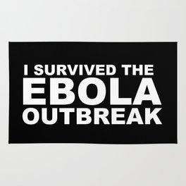 Ebola Rug