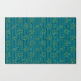 Roselline Deco Canvas Print