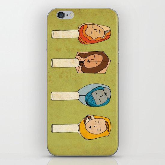 Some Girls Living In A Nailpolish iPhone & iPod Skin