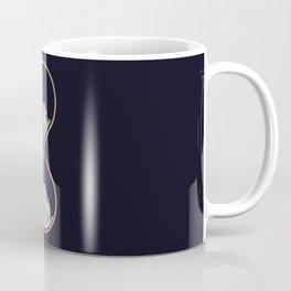 dog hourglass Coffee Mug