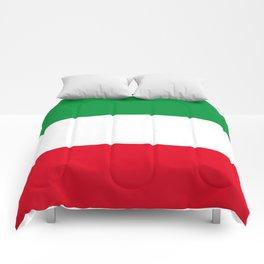 flag of Nordrhein-Westfalen (North Rhine-Westphalia) Comforters