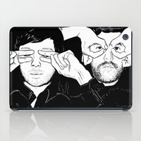 justice league iPad Cases featuring Justice by SAIMIN