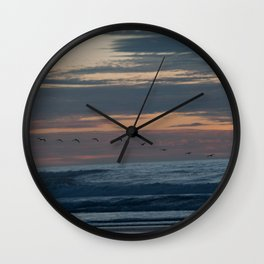 San Francisco fliers Wall Clock