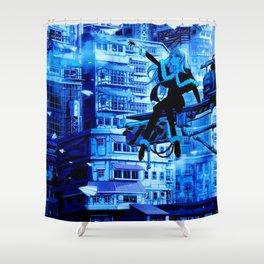 Follow Your Dreams-Dream Catcher Graphic Art Shower Curtain
