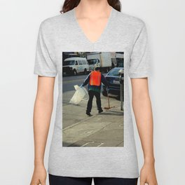 Catch The Wind-sweeper Unisex V-Neck
