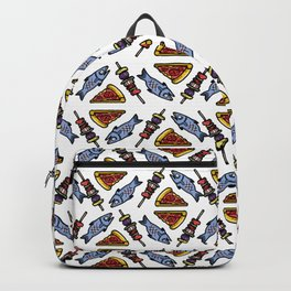 BBQ Party Backpack