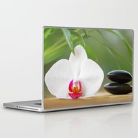 relax Laptop & iPad Skins featuring Relax by Tanja Riedel
