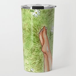 Clothed in Sunshine Travel Mug