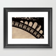 Details, a treat to the eye Framed Art Print