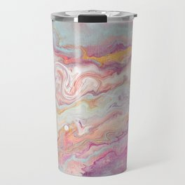 And come forth from the cloud of unknowing Travel Mug