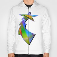 Rainbow Point Hoody