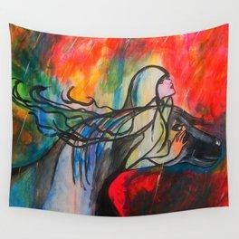 Chasing The Rain  #society6 #decor #buyart Wall Tapestry