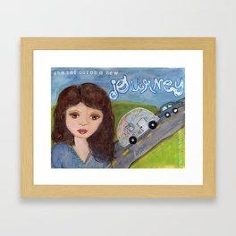 A New Journey Framed Art Print