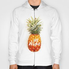 All Right. (Tropical) Hoody