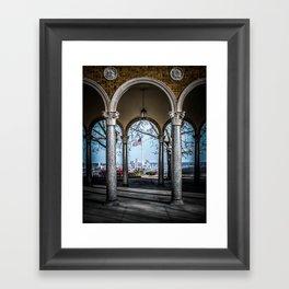 Mt. Echo Park Framed Art Print