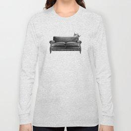 Sofa King Long Sleeve T-shirt