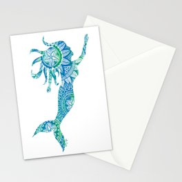 Mer-mazing Mermaid! Stationery Cards