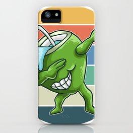 DABBING iPhone Case