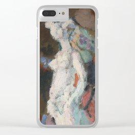 Henri Matisse - Nature morte à la statuette Clear iPhone Case