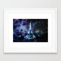 paris Framed Art Prints featuring Paris dreams by 2sweet4words Designs