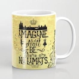 The Crown's Game - No Limits Coffee Mug