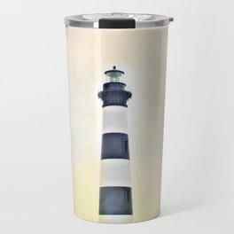 Bodie Lighthouse - Outer Banks Travel Mug