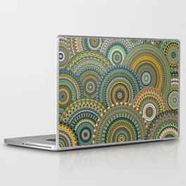 Mandala Mania-Mineral colors Laptop & iPad Skin