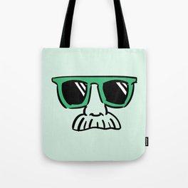 Too Cool (green) Tote Bag